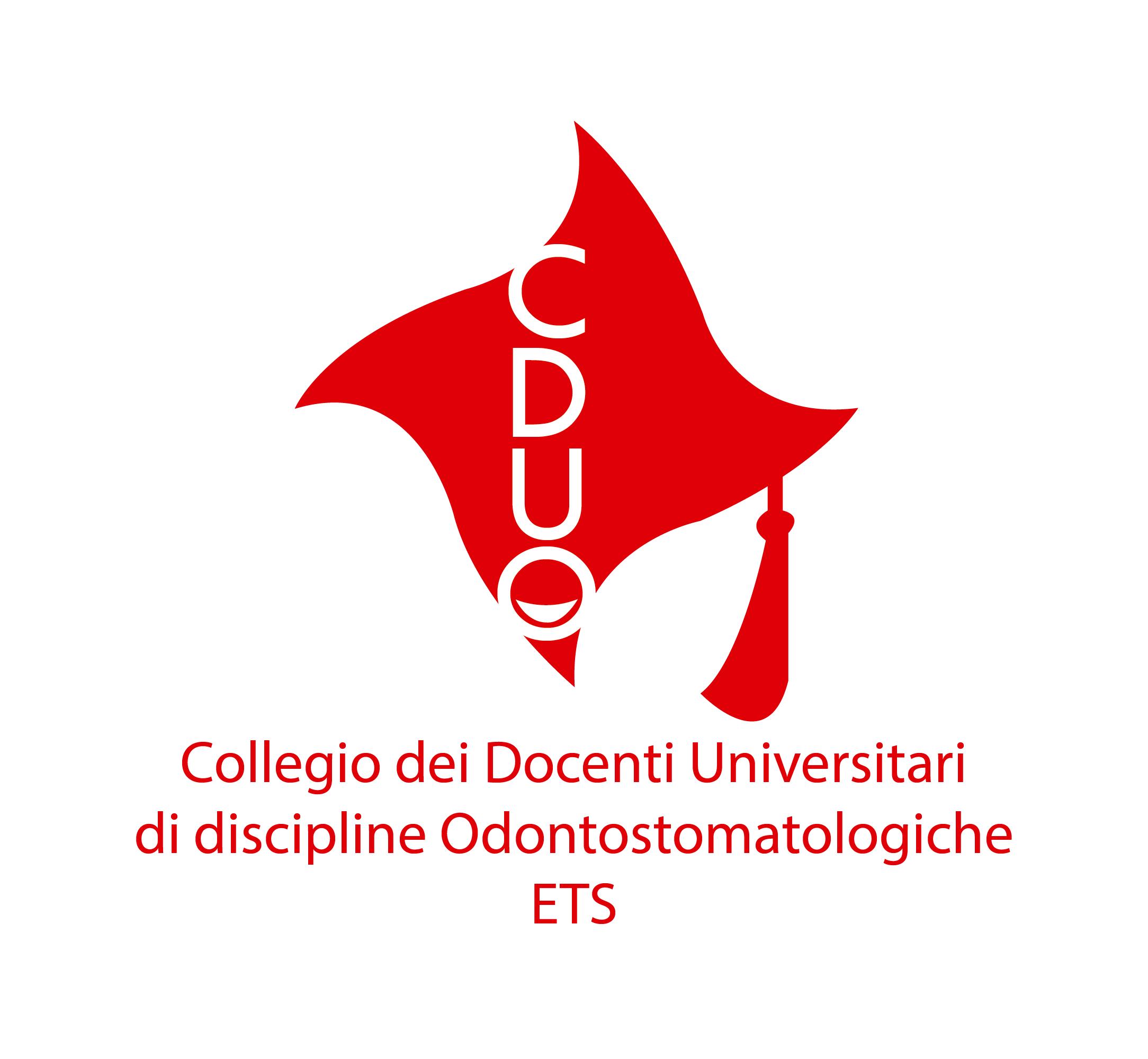 CDUO - Collegio dei Docenti Universitari di discipline Odontostomatologiche